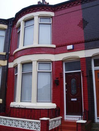 Front of Walton Village, Walton, Liverpool L4