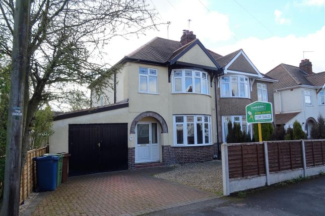 Thumbnail Semi-detached house to rent in Oxford Gardens, Stafford