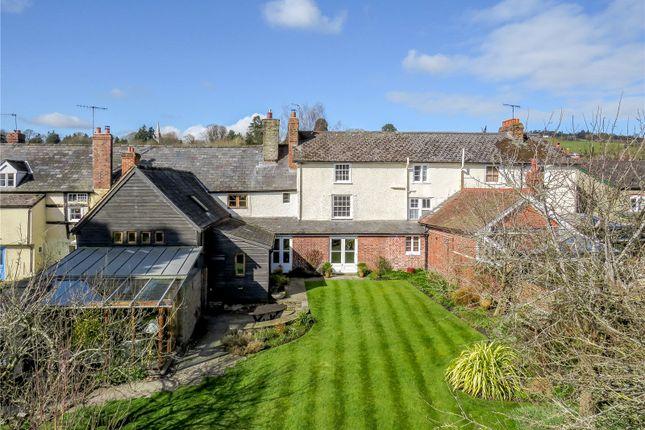 Garden of Mill Street, Kington, Herefordshire HR5