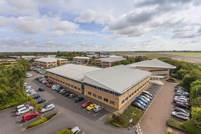 Photo of Cranfield Innovation Centre, Cranfield, Bedford MK43