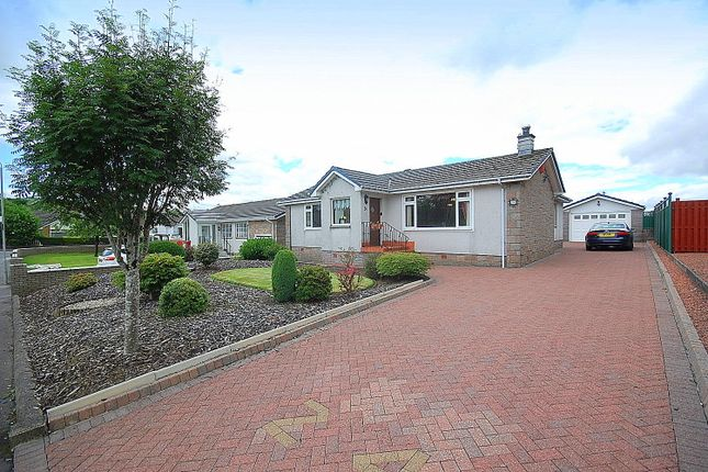 Thumbnail Detached bungalow for sale in Strathdee Avenue, Hardgate, West Dunbartonshire