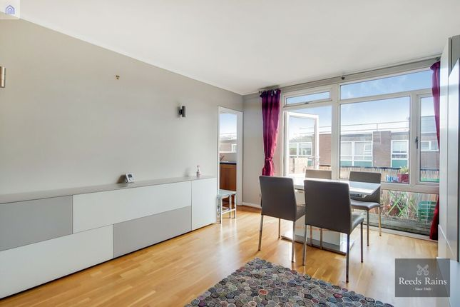 Thumbnail Flat to rent in Wincott Street, London