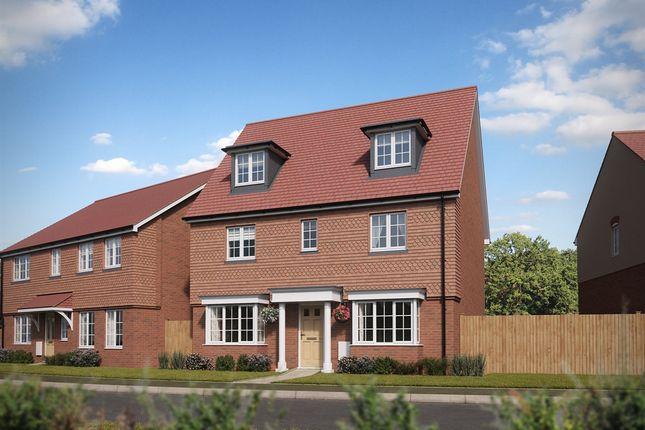 "5 bedroom detached house for sale in ""The Regent "" at Minchens Lane, Bramley, Tadley"