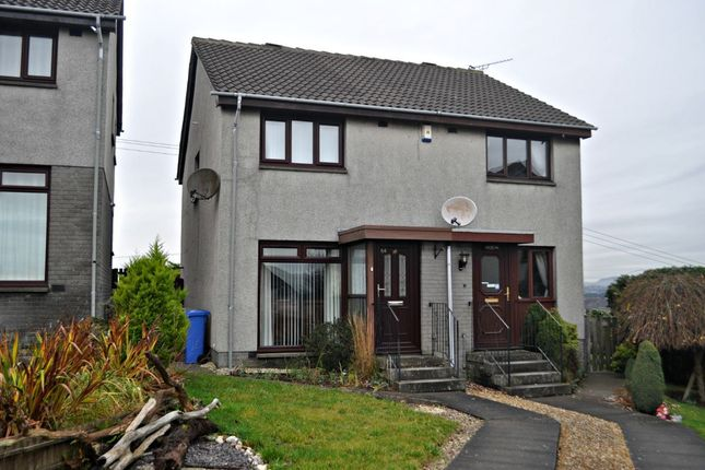 Thumbnail Semi-detached house to rent in 64 Struan Drive, Inverkeithing
