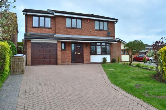Thumbnail Property for sale in Holywell Rise, Boley Park, Lichfield, Staffordshire