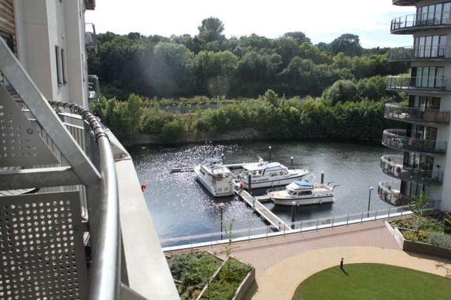 Thumbnail Flat to rent in Victoria Wharf, Cardiff Bay, Cardiff