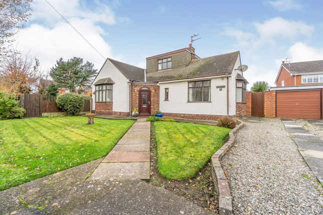 Thumbnail Detached bungalow for sale in Hamil Close, Meols, Wirral