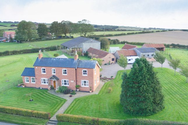 Thumbnail Detached house for sale in Main Road, Belchford, Horncastle