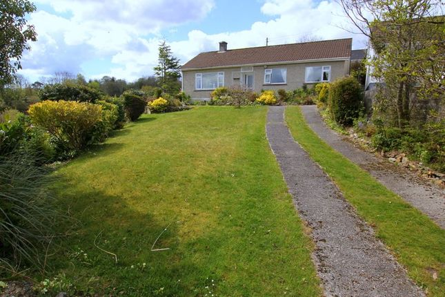 4 bed bungalow for sale in The Uplands, Lostwithiel PL22