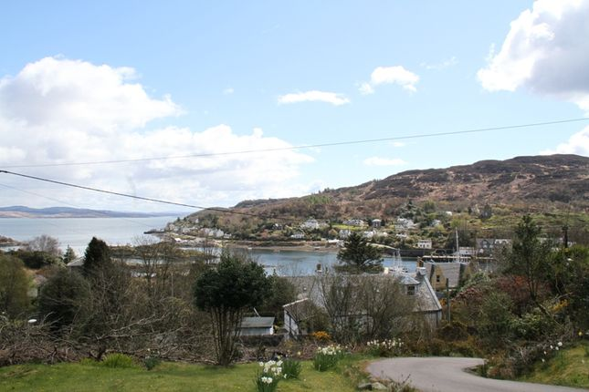 Thumbnail Land for sale in Ileene Road, Tarbert, Argyll