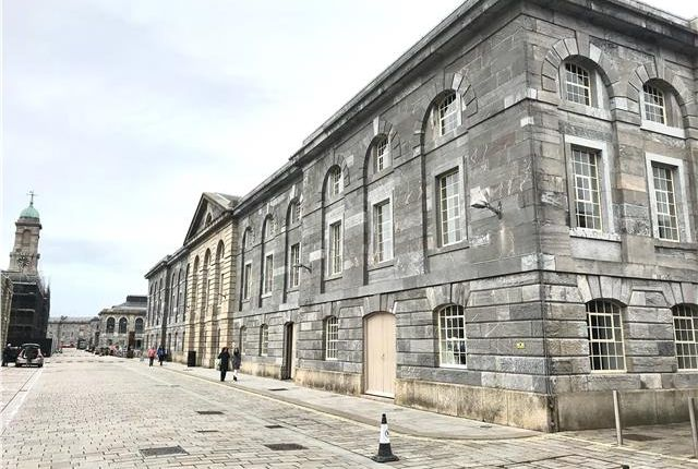Thumbnail Retail premises to let in Royal William Yard, Plymouth, Devon