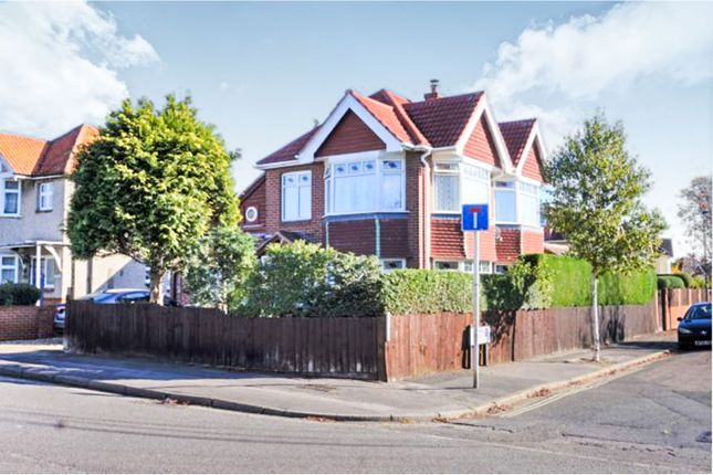 Thumbnail Detached house for sale in Middle Road, Sholing, Southampton