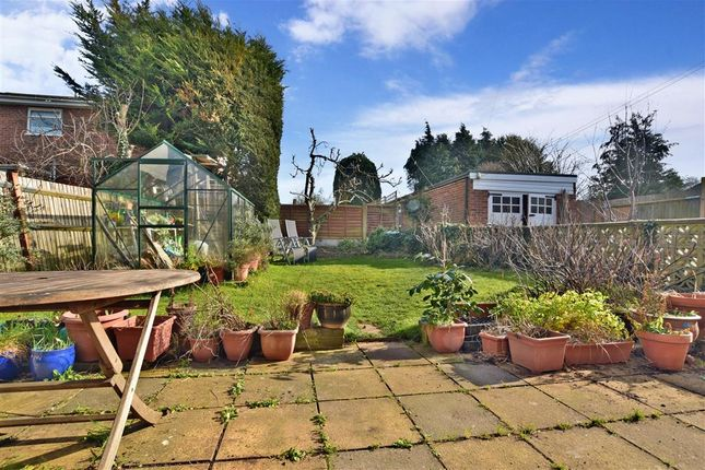 Thumbnail Detached house for sale in Fawkham Road, Longfield, Kent