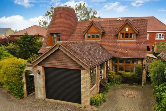 Thumbnail Detached house for sale in Elizabeth Court, Henlow