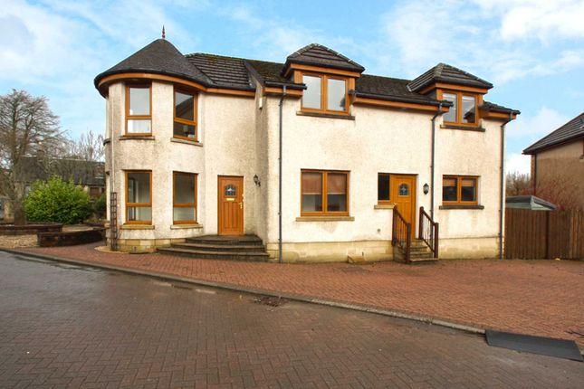 Thumbnail Detached house for sale in Burnbridge Wynd, Stewarton, Kilmarnock