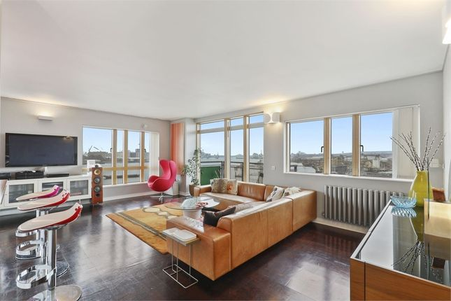 Thumbnail Flat for sale in Maurer Court, John Harrison Way, London