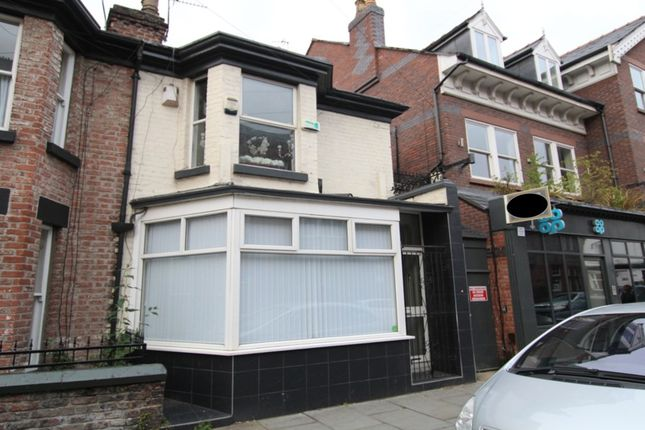 Thumbnail Land for sale in Lark Lane, Aigburth, Liverpool