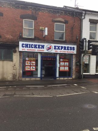 Retail premises for sale in Wesley Street, Chesterfield, Stoke-On-Trent