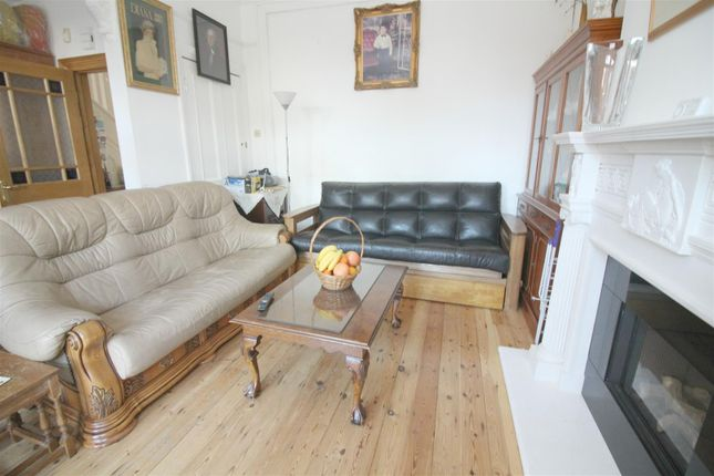 Thumbnail End terrace house for sale in Palmerston Road, London