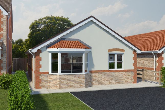 Thumbnail Detached bungalow for sale in Noble Road, North Wingfield, Chesterfield