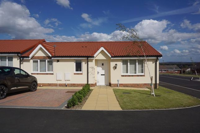Thumbnail Semi-detached bungalow for sale in Jura, Ouston, Chester Le Street