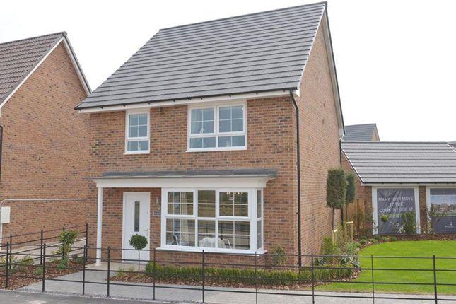 "Thumbnail Detached house for sale in ""Chesham"" at Acacia Way, Edwalton, Nottingham"