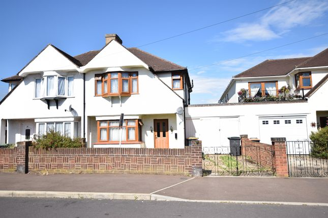 Thumbnail Semi-detached house for sale in Lancaster Avenue, Elstow, Bedford