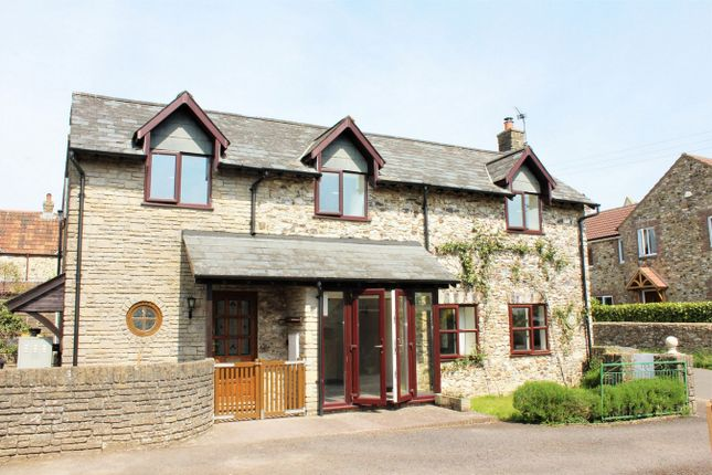 Thumbnail Detached house to rent in Churchinford, Taunton