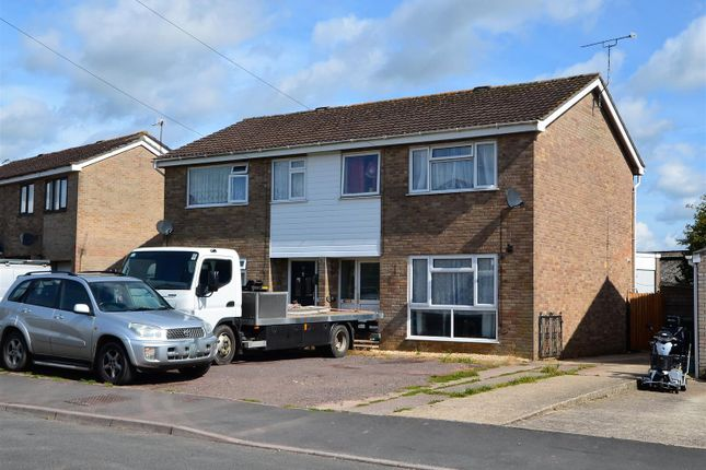 Thumbnail Semi-detached house for sale in Jarvis Way, Stalbridge, Sturminster Newton