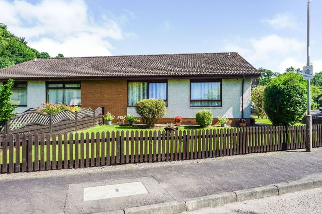 Thumbnail Semi-detached bungalow for sale in Ferry Crescent, Pitlochry
