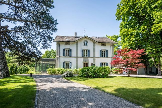 Thumbnail Property for sale in Conches, Genève, CH