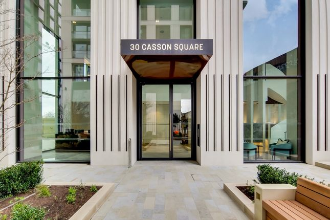0_Exterior-1 of 30 Casson Square, Southbank Place, London SE1
