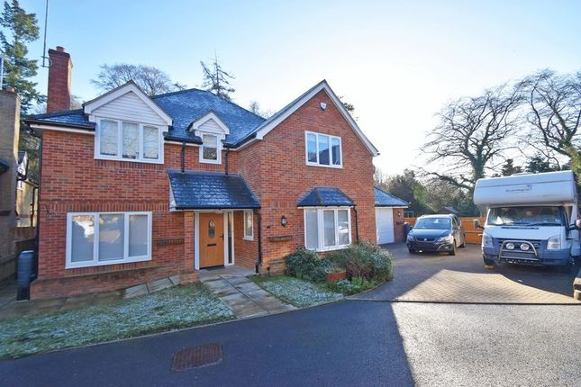 Thumbnail Detached house for sale in Amersham Road, High Wycombe