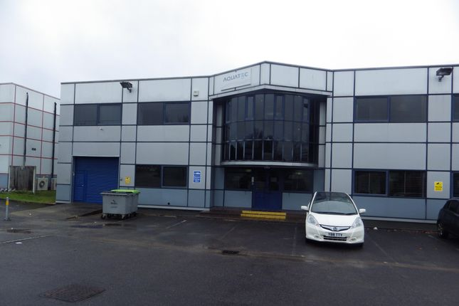 Thumbnail Office for sale in 4 Cartel Business Centre, Stroudley Road, Basingstoke
