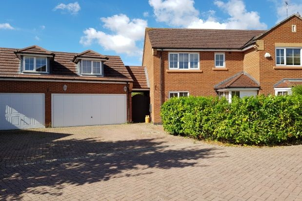 Thumbnail Property to rent in Battalion Drive, Northampton