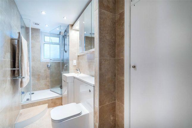 Shower Room of Goodwood House, Heathfield Terrace, Chiswick W4