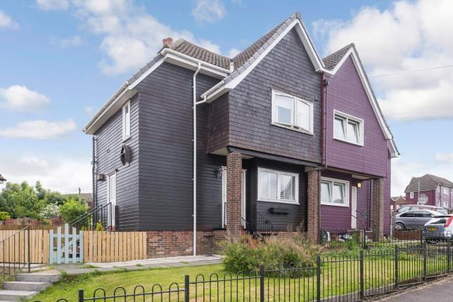 Thumbnail Semi-detached house for sale in Bellfield Road, Coalburn, Lanark, South Lanarkshire