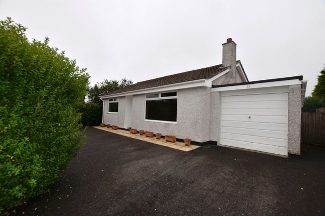 Thumbnail Bungalow for sale in Wheal Gorland Road, St Day