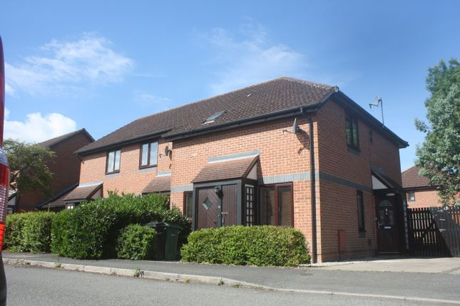 Thumbnail Maisonette to rent in Gibson Close, Abingdon, Oxfordshire