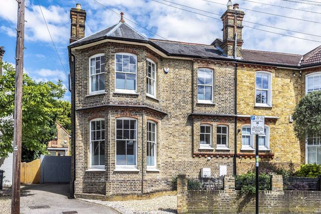 Thumbnail Semi-detached house to rent in Kirkstall Road, London