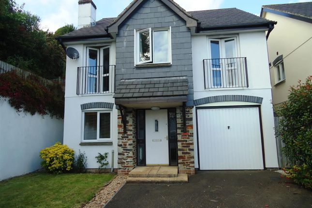 Thumbnail Detached house to rent in Chynoon Gardens, St. Austell