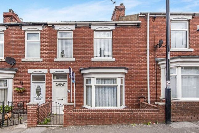Thumbnail Terraced house to rent in Station Avenue North, Fencehouses, Houghton Le Spring