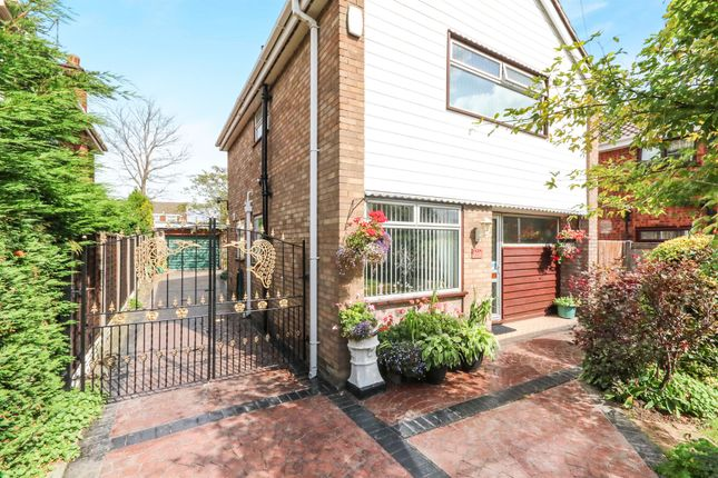 Thumbnail Detached house for sale in Plymyard Avenue, Eastham, Wirral