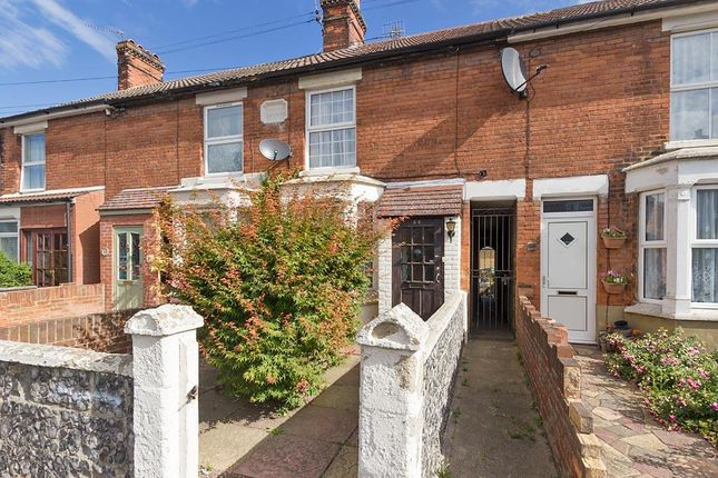 Thumbnail Terraced house to rent in Tonge Road, Murston, Sittingbourne