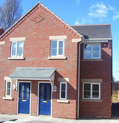 3 bed semi-detached house to rent in Barn Croft, Mansfield, Nottinghamshire