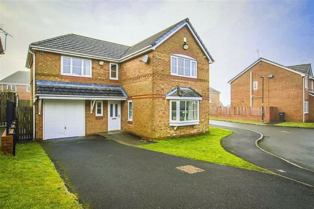 Thumbnail Detached house for sale in Repton Close, Bacup, Lancashire