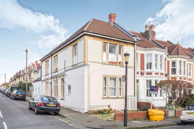 Thumbnail Flat for sale in Halsbury Road, Westbury Park, Bristol