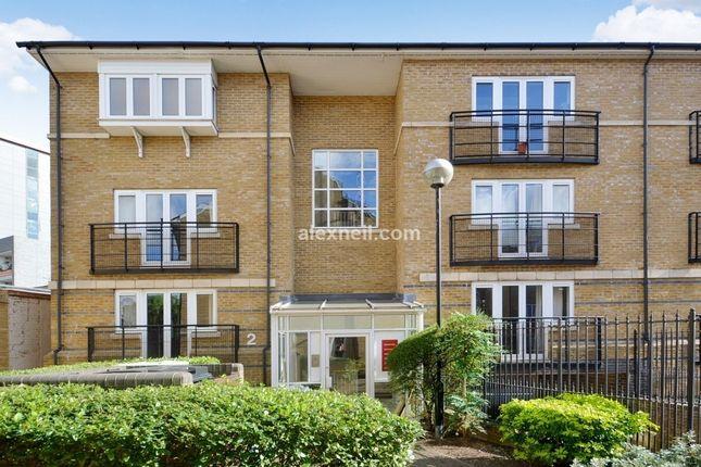 Thumbnail Flat to rent in Menai Place, London