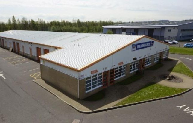 Thumbnail Light industrial to let in Imex Business Centre, Craig Leith Road, Broadleys Business Park, Stirling