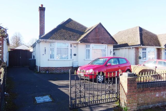 Bungalow for sale in Minstead Road, Bournemouth